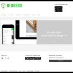 Blogbox - Blogs für alle!